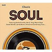 Classic Soul (3CD)