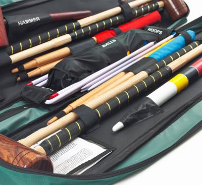Townsend Croquet Set (toolkit bag)