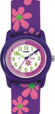 Timex Kidz Flowers Time Teacher Watch