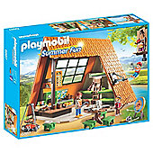 Playmobil Summer Fun Camping Lodge