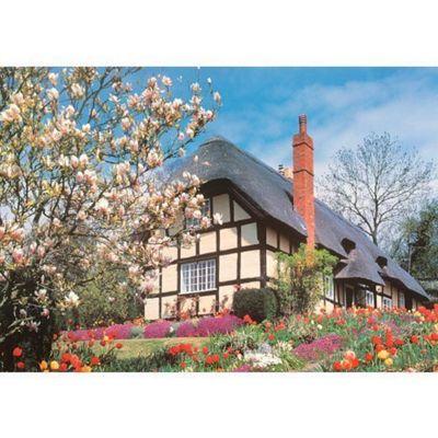 April Flowers Puzzle
