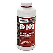 Zinsser B.I.N Brush Cleaner and Restorer - 1L