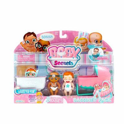 Baby Secrets Bassinet accessory pack