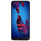 Tesco Mobile Huawei P20 Black