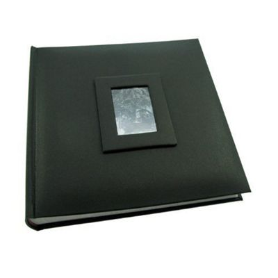 Buy Kenro Savoy Memo Photo Album In Black Holds 300 6x4 Inch Photos