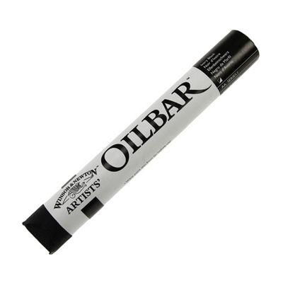 W&N Oil Bar 50ml Ivory Black