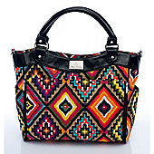 Nova Harley Wedge Changing Bag (Aztec)