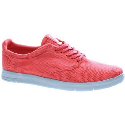 Vans LXVI Iso Red/Light Grey Shoe VHHZU0