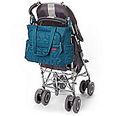 Skip Hop Forma Pack & Go Baby Changing Bag - Peacock