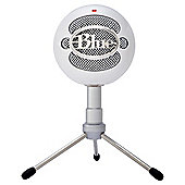 Snowball  Ice Professional USB Microphone White