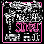 Ernie ball Coated Slinky String Gauge Lite 9-42