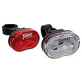 Smart 2F / 1D Front 3F / 3D Rear LED Set