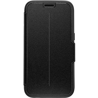 OtterBox Leather Carrying Samsung Galaxy S7 Case - Phantom Black