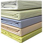 100% Egyptian Cotton Toddler Bedding - Lemon