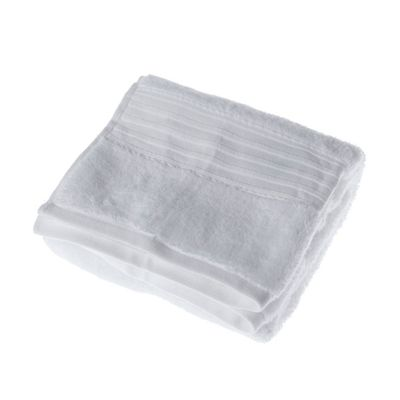 Homescapes White Soft Optimum Combed 100% Cotton Hand Towel