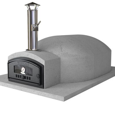 DIY Wood Fired Pizza Oven Kit - Build Your Own Pompeii 120 Outdoor Oven
