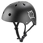 Xootz Black Skate Helmet - Small 45-53cm