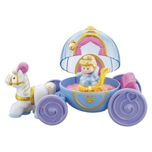 Fisher-Price Little People Disney Princess Cinderella's Coach