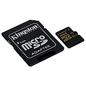 Kingston Technology Gold microSD UHS-I Speed Class 3 (U3) 16GB MicroSDHC