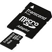 Transcend Premium 16 GB microSDHC