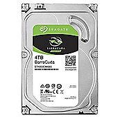 "Seagate 3.5"", 4TB, SATA3, BarraCuda Hard Drive, 7200RPM, 64MB Cache"