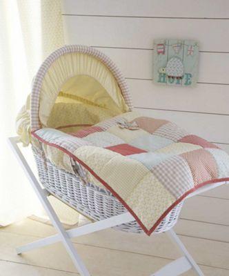 Mamas & Papas - Whirligig - Moses Basket