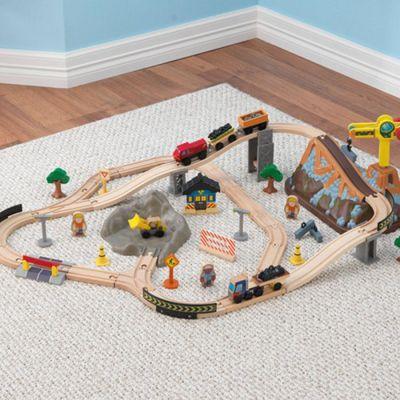 Kidkraft Bucket Top Construction Train Set
