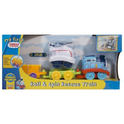 Thomas & Friends Roll & Spin Rescue