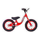"Sunbeam by Raleigh Skedaddle Balance Bike 12"" Red"