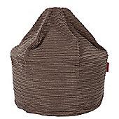 Kaikoo Cord Bean Bag Taupe