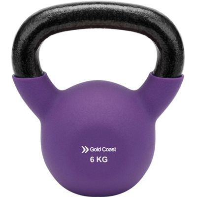 Gold Coast Strength Training Kettlebells Neoprene Cast Iron Kettlebell 2kg-20kg