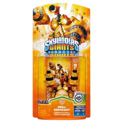 Skylanders Giants - Single Character - Drill Sergeant