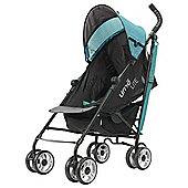 Summer Infant UME Lite Stroller, Black & Teal