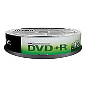 Sony 10DPR47SP DVD+R 16x recordable storage 10-pack