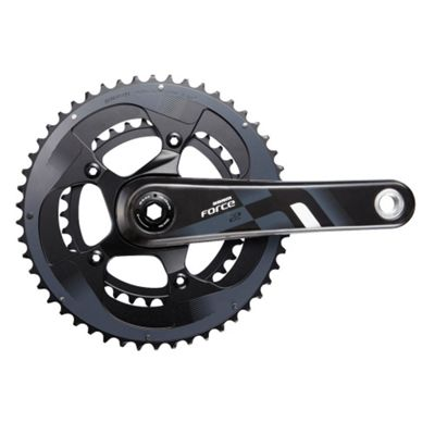 SRAM Force22 Crank Set GXP 175 53-39t GXP Cups NOT incl