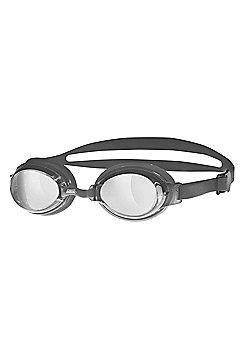 ZOGGS Hydro Adult UV Swimming Goggles, Black