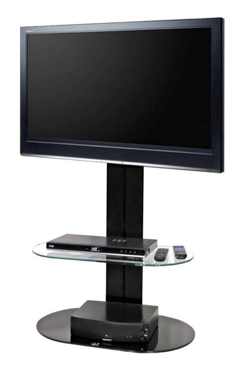 OMB Totem 1200 TV Stand - Black