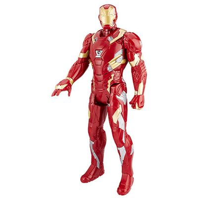 Marvel Avengers 30cm Electronic Iron Man