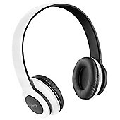 Jam Transit Lite Wireless/Bluetooth Headphones, White