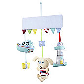 Clair de Lune Ahoh Musical Baby Mobile