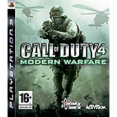 Call of Duty 4: Modern Warfare 1 Platinum