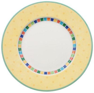 Villeroy and Boch Twist Alea Limone Salad Plate 21cm
