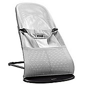BabyBjorn Balance Soft Bouncer Soft Mesh (Silver/White)