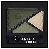 Rimmel Glam'Eyes Trio Eyeshadow Tempting