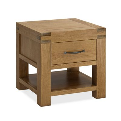 Abbey Grande Lamp Table - Side Table