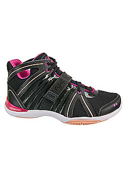 Women's Ryka Tenacity Cross Trainers Black-Pink - Black & Pink