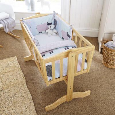 Clair de Lune 2pc Crib Bedding Set (Stanley & Pip)