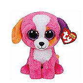 TY Beanie Boo Plush - Austin the Dog 15cm (Exclusive)