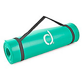 Andrew James Thick Cushioned Exercise / Yoga Mat in Teal