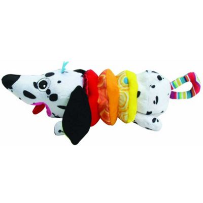 Lamaze Contrast Pull and Play Puppy